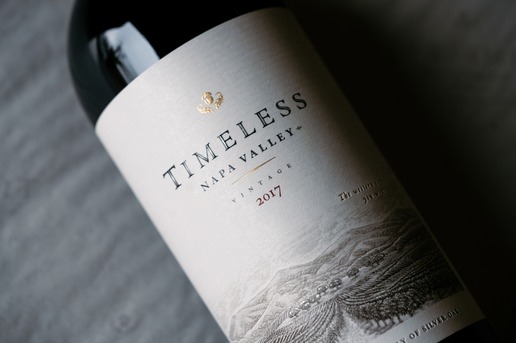 2017 Timeless Napa Valley red wine